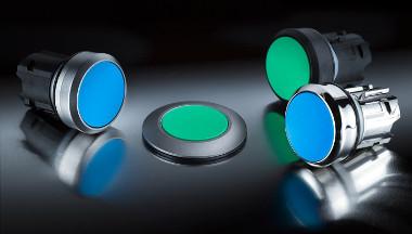 Pulsadores e interruptores para paneles de control