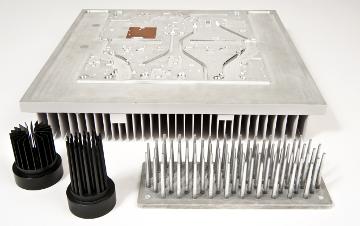 Disipadores de aluminio con altas prestaciones