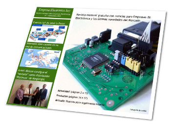 Revista mensual Empresa Electrónica hoy