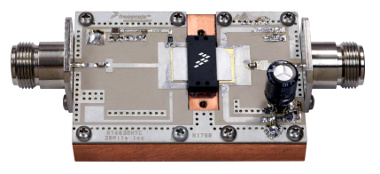 Transistor de potencia RF