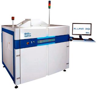Sistema de inspección 3D para ensamblajes complejos
