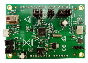 Kit de evaluación para sensores de infrarrojos