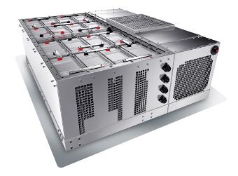 Ultracondensadores + baterías recargables