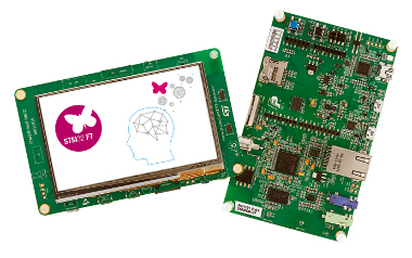 Microcontroladores con ARM Cortex M7