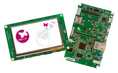 Microcontroladores con ARM Cortex M7
