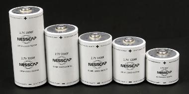 Ultracondensadores no sólo en la vía