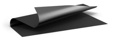 Hojas de grafito con elevada conductividad térmica
