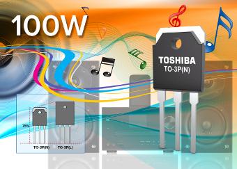 Transistor para amplificador de audio