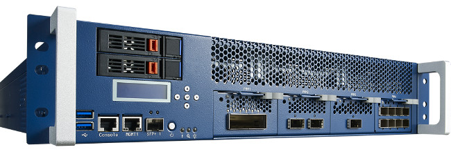 Appliance de red de segunda generación