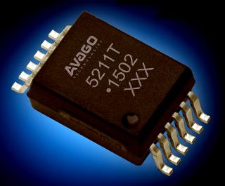 Optoacopladores digitales para automoción