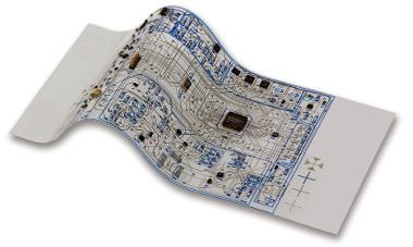 Sensores impresos flexibles