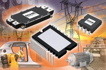 Módulos de potencia y productos SiC