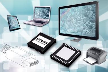 Controlador de alimentación para USB tipo C