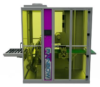 Preparadora de placas para circuitos impresos
