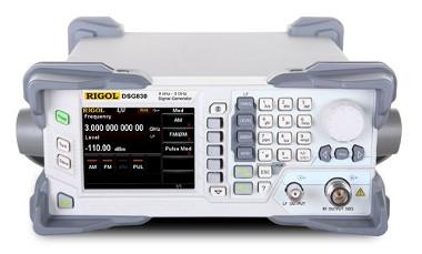 Generadores de señales hasta 3 GHz