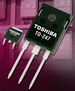 MOSFETs de potencia con diodos integrados