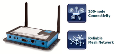 Gateway IoT wireless con software integrado
