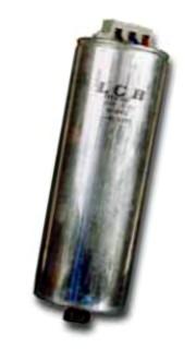 Condensadores herméticos metalizados