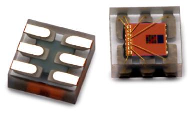 Sensor de RGB, IR y luz ambiente con salida I2C
