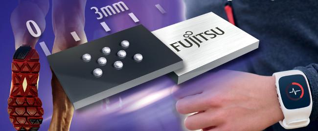 Memorias FRAM en chip ultra pequeño