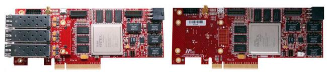 Placa de desarrollo en formato PCI Half Size