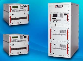 Amplificador de potencia de pulso de microondas