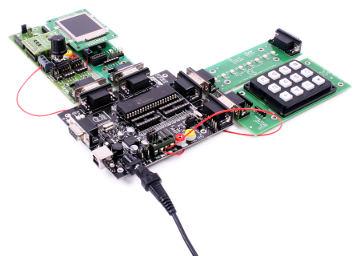 Módulos electrónicos para diseño