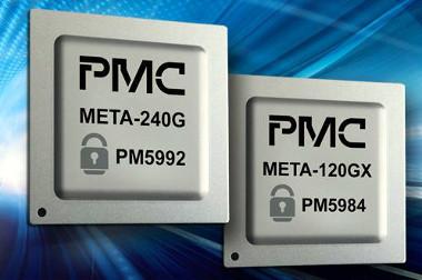 Chips para dispositivos de red de 240 Gb de ancho de banda