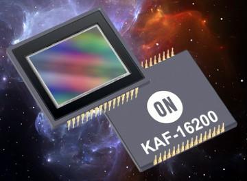 Sensor de imagen CCD full frame