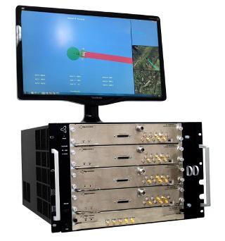 Tarjetas FPGA para test de radar