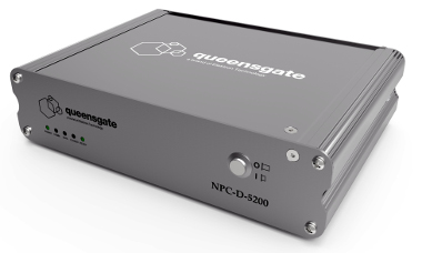 Controlador digital para nanoposicionamiento