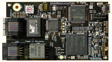 Kit de evaluación SHDSL
