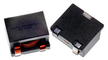 Inductores de potencia SMT para automoción