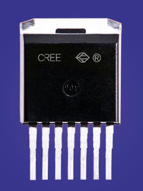 SiC MOSFET de 1700 V para SMD