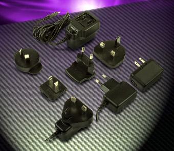 Adaptadores con Nivel VI de eficiencia energética