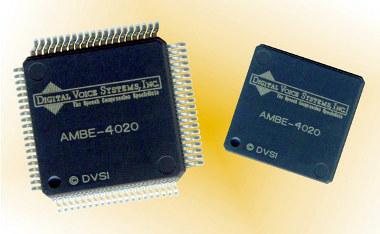 Chip vocoder full-duplex