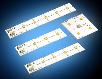Módulos LED para iluminación exterior