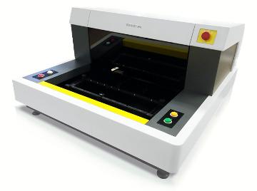 Sistema de sobremesa para inspección de PCB