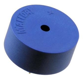 Buzzers miniatura para montaje en placa