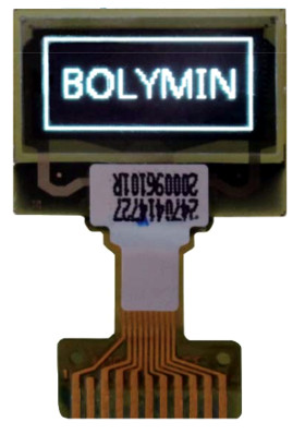 Display OLED para wearables