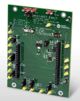 Transceptor de canal dual IO-Link