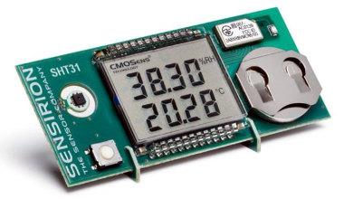 Kit de desarrollo para sensores