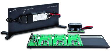 Kit de desarrollo PoL para corriente alterna