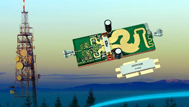 Transistor de potencia RF LDMOS
