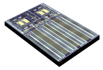L-PIC para aplicaciones de centro de datos 100G