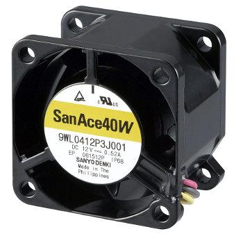 Ventilador DC IP68