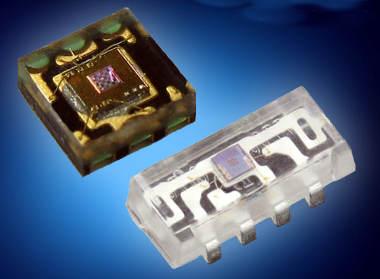Sensores de luz ambiente