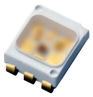 LED RGB 3 en 1 para automóviles