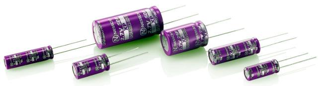 Ultracondensadores de celda pequeña