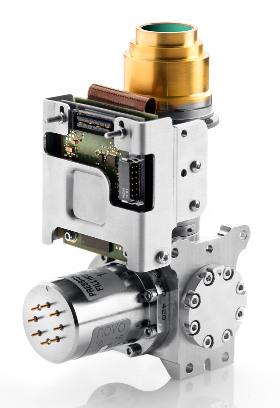 Detector infrarrojo para aplicaciones aeroespaciales
